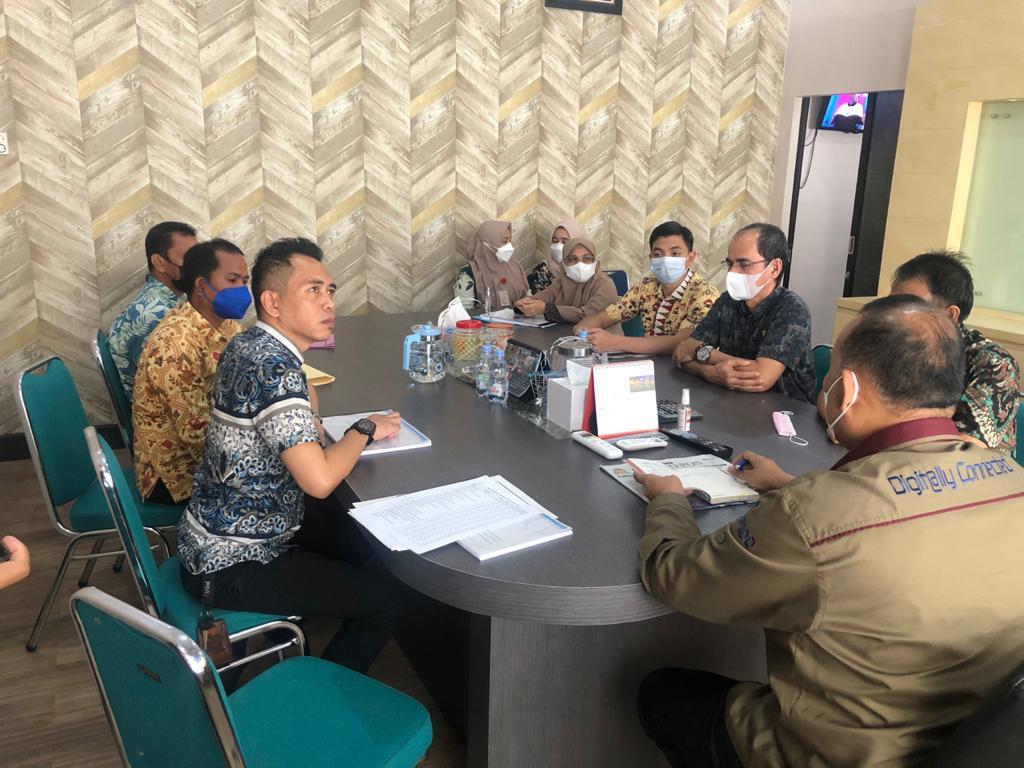Rapat Rekonsiliasi Kendaraan Dinas Pemerintah Kabupaten Luwu