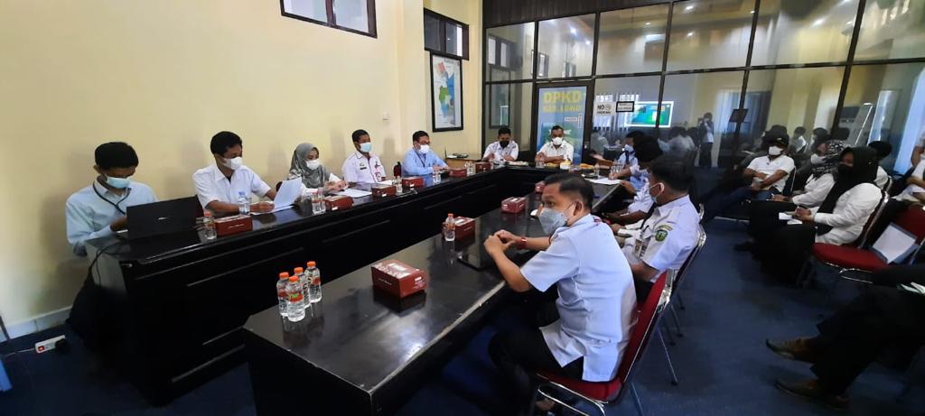 Rapat Asistensi Bersama KPPN Palopo