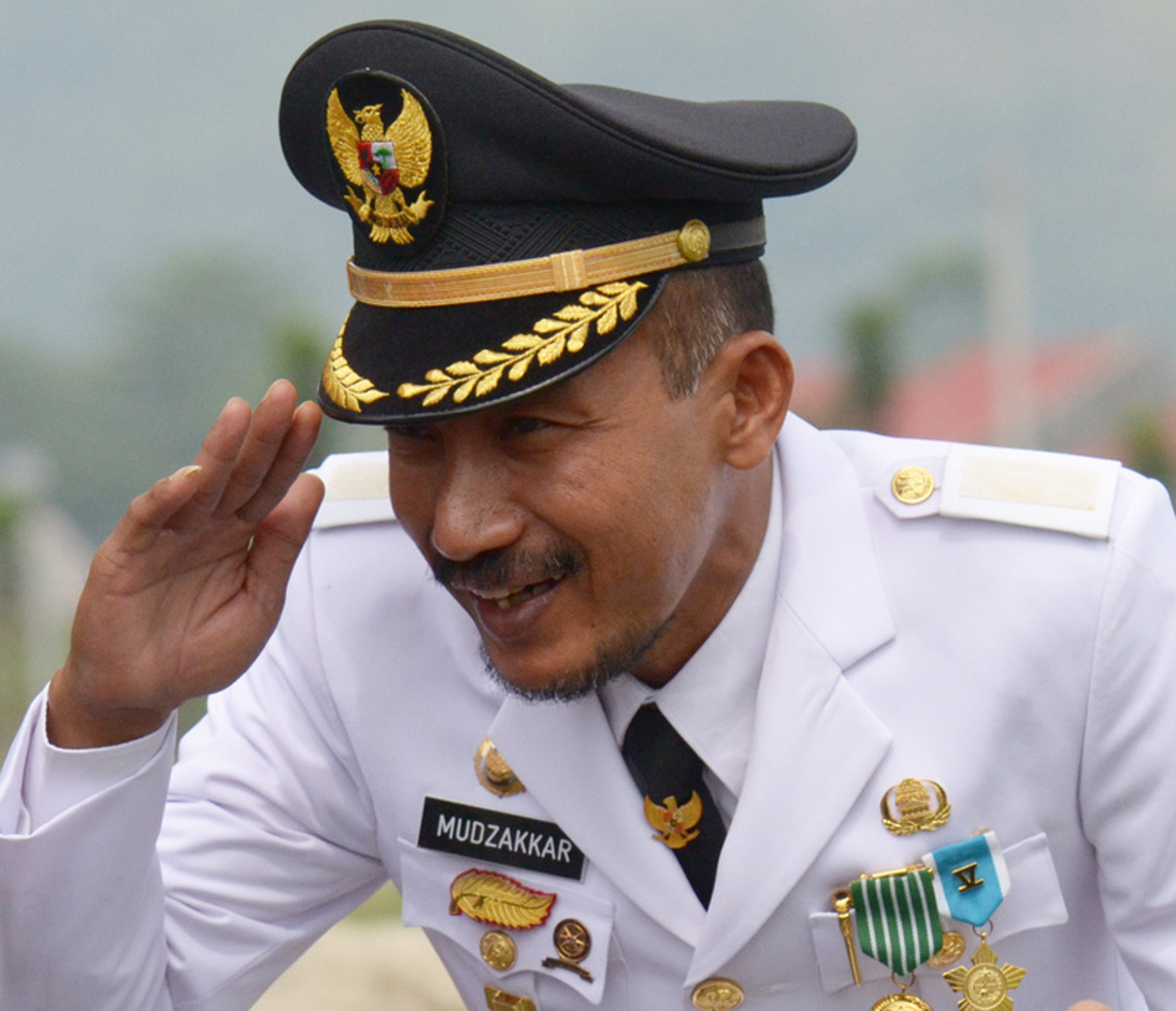 Cakka Masuk Nominasi Bupati Terbaik se-Indonesia